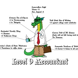 Level 9 Accountant