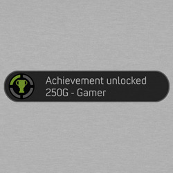 Achievement Unlocked