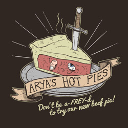 Arya's Hot Pies