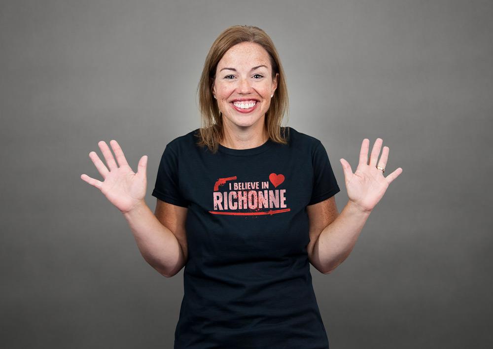 I Believe in Richonne