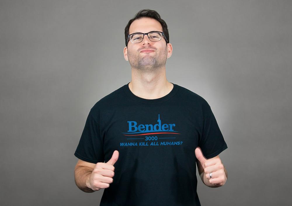 Bender for President!