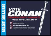 Conan for President