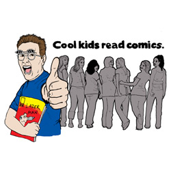 Cool Kids Read Comics