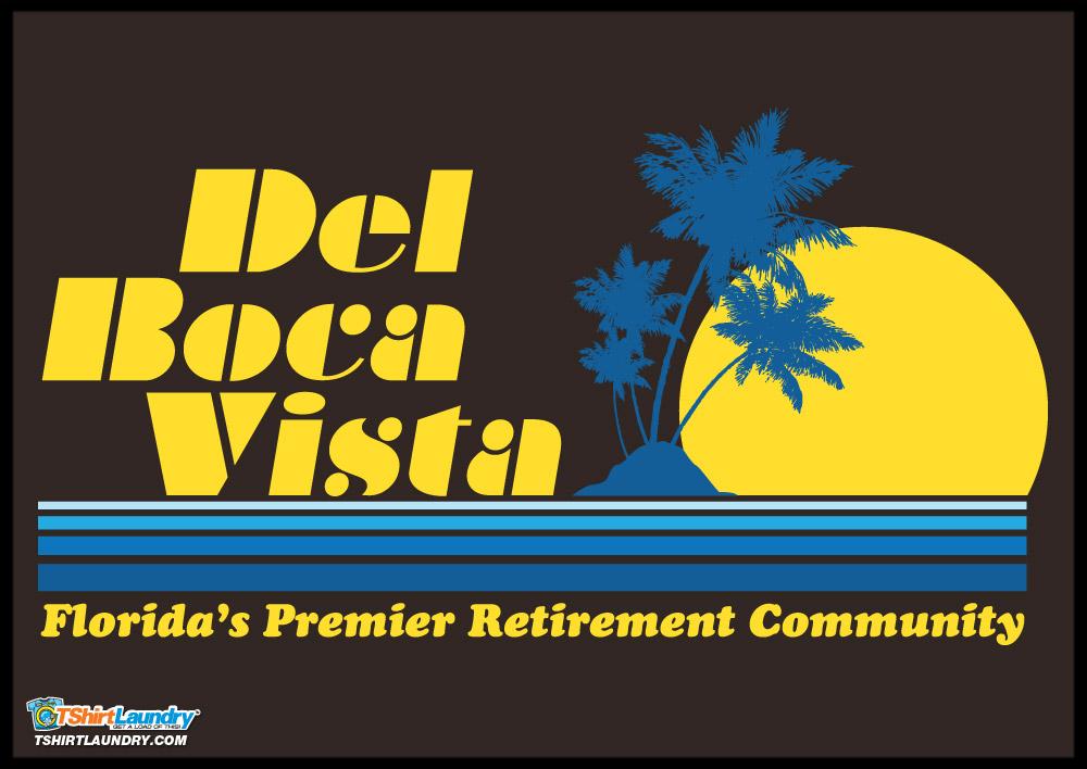 226c060967b Del Boca Vista Tshirt