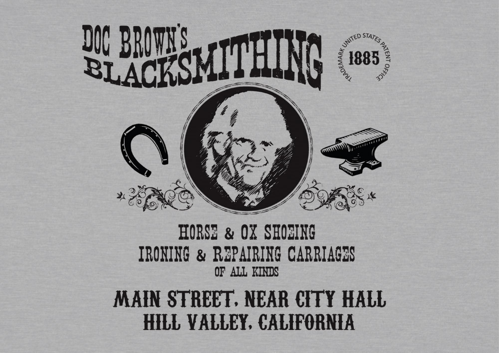 Doc Brown's Blacksmithing