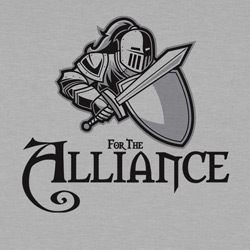 For the Alliance!
