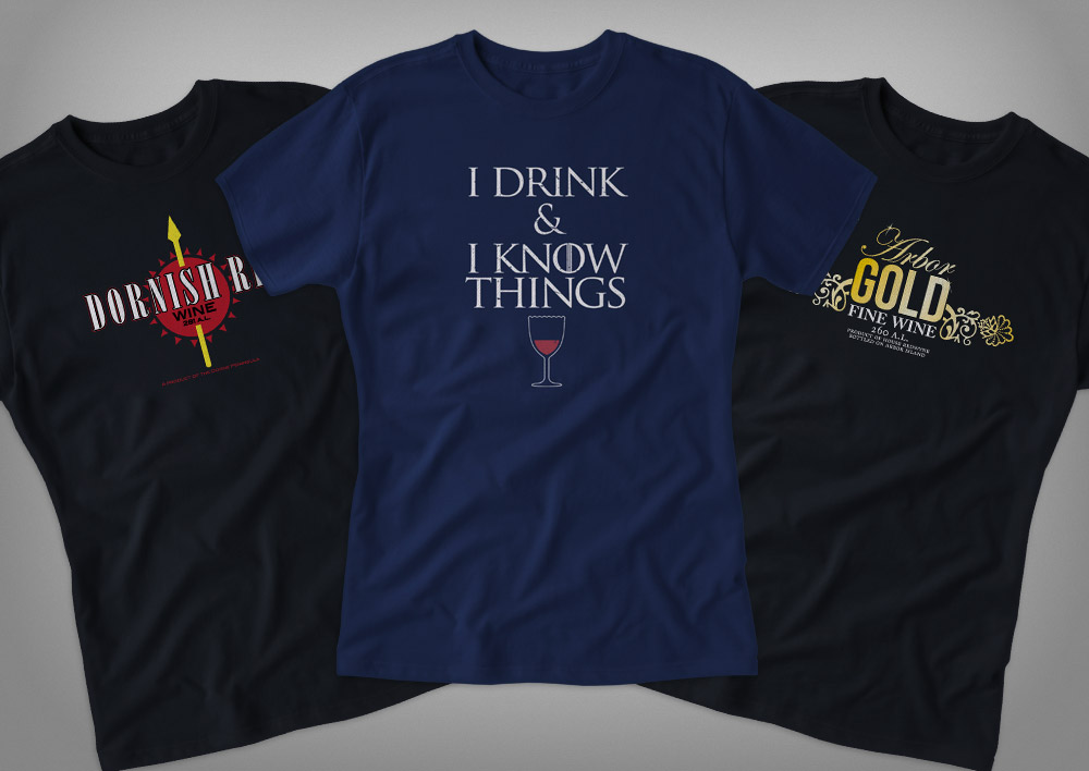 Game of Thrones Wine Gift Pack