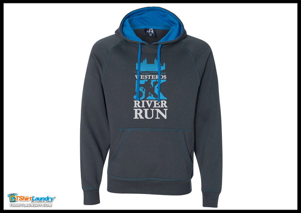 Westeros River Run 5k Hoodie