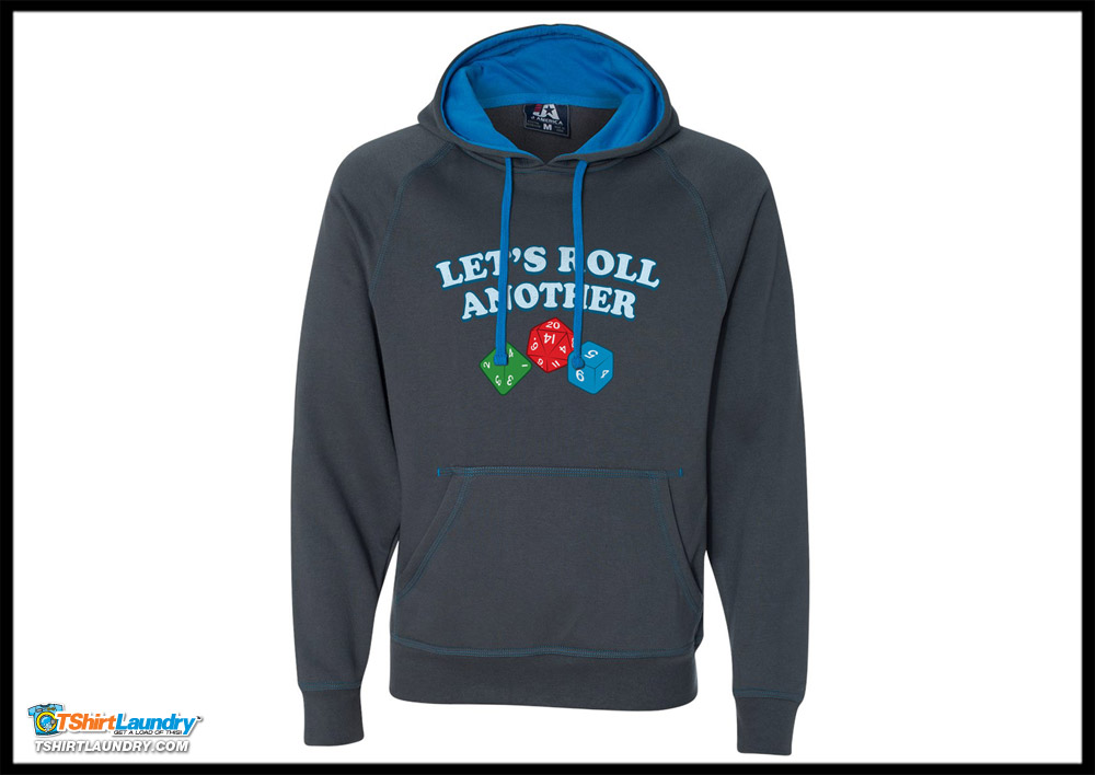 Let's Roll Another Hoodie