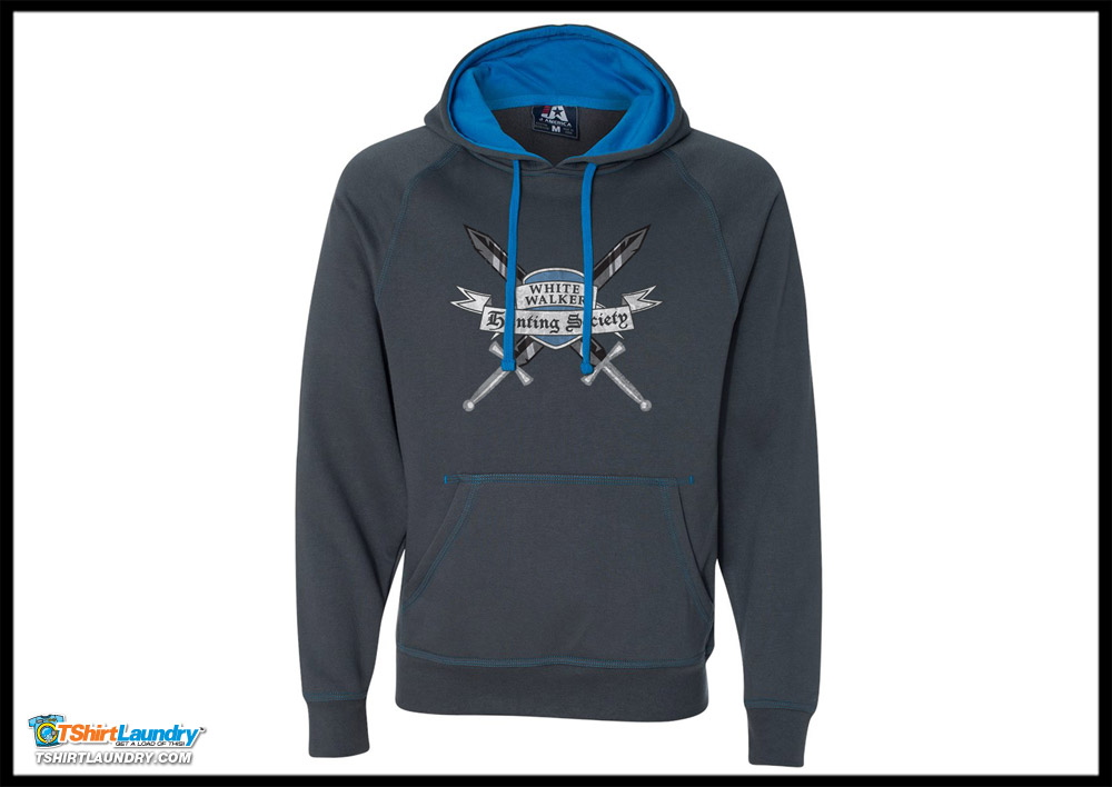 White Walker Hunting Society Hoodie