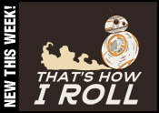 How That Droid Rolls