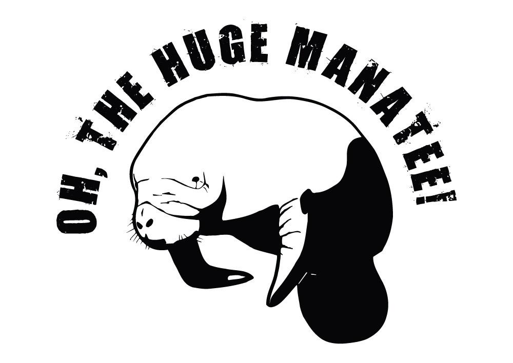 Oh, The Huge Manatee!