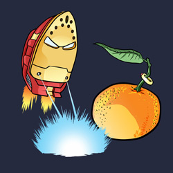 Iron Man vs. Mandarin