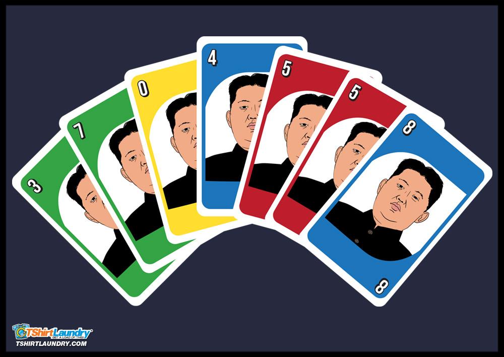 Kim Jong Uno Tshirt