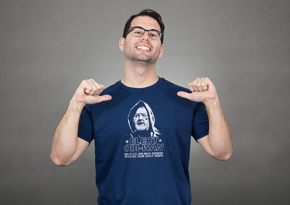 Elect Obi-Wan for President!