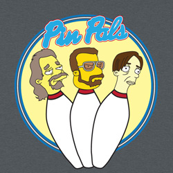 The Big Lebowski Pin Pals