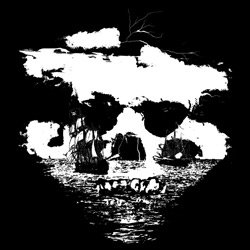 Pirate Skull Graphic Tee