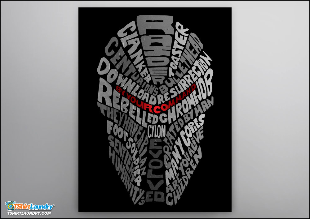 Cylons Poster