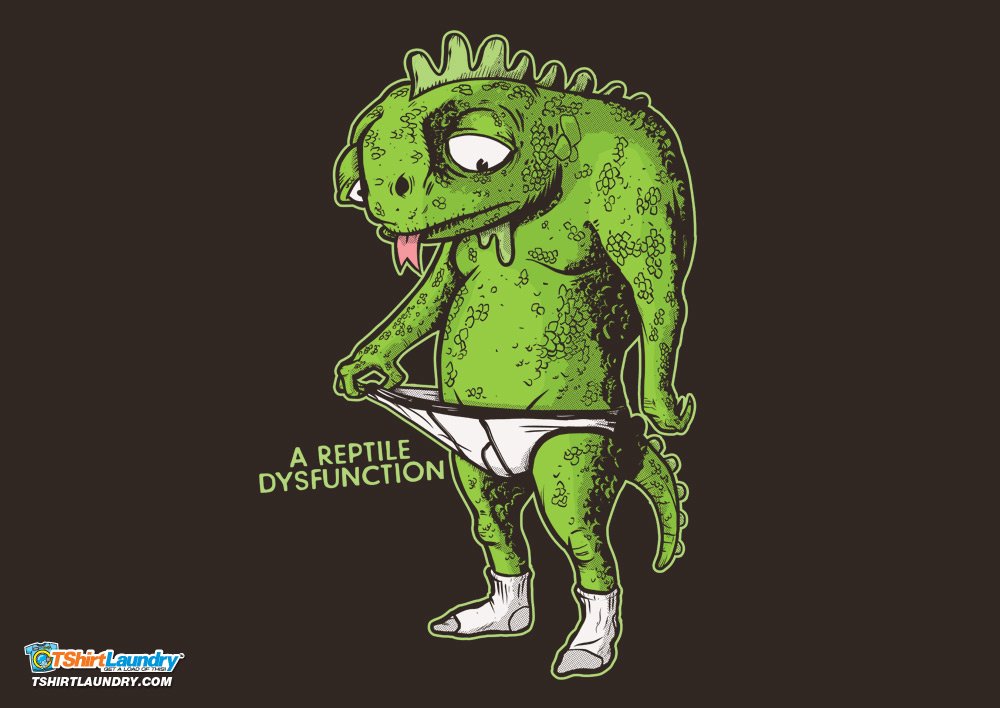Reptile disfunction