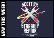 Scotty's Starship Repair