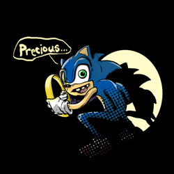 Sonic's Precious