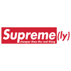 Supreme(ly) Cheap Shirt