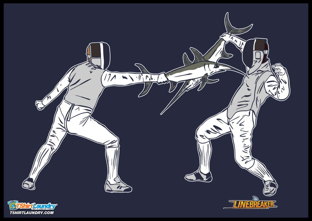 Swordfish Fencing