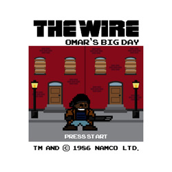 The Wire - Omar's Big Day