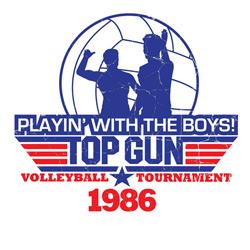 Top Gun Volleyball League