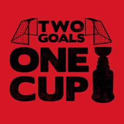 Two Goals, One Cup