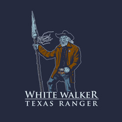 White Walker Texas Ranger