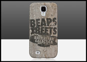 Bears. Beets. Battlestar Galactica Galaxy S4