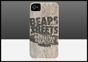 Bears. Beets. Battlestar Galactica iPhone 4/4S