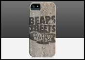 Bears. Beets. Battlestar Galactica iPhone 5/5S