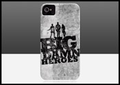 Big Damn Heroes iPhone 4/4S