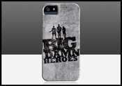 Big Damn Heroes iPhone 5/5S