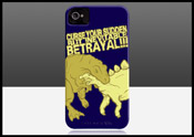 Inevitable Betrayal iPhone 4/4S