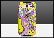 Space Octopus Galaxy S3