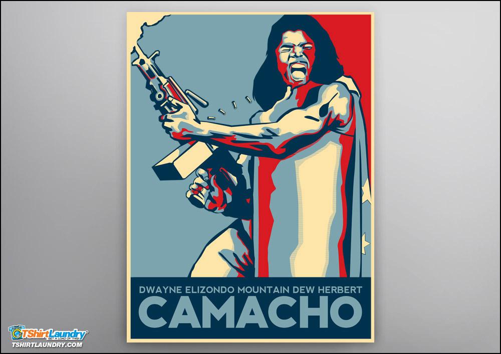 Vote Hope:  Camacho 2012