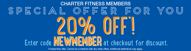 Special Offer for Charter Members