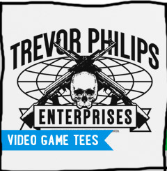 Video Game Tees