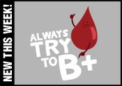 Always Try to B+