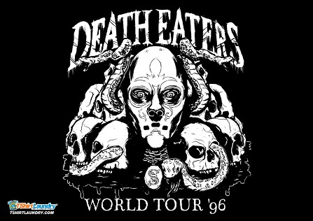 Deatheaters World Tour '96 T-Shirt