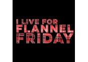 I Live for Flannel Friday