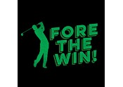 Fore the Win!