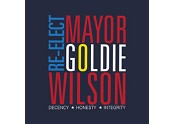 Re-Elect Mayor Goldie Wilson