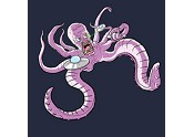 Space Octopus vs. UFOs
