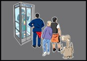 Dr Who Phone Booth