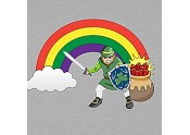 Everyone's After Me Pot of Rupees!