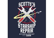 Scotty's Starship Repair